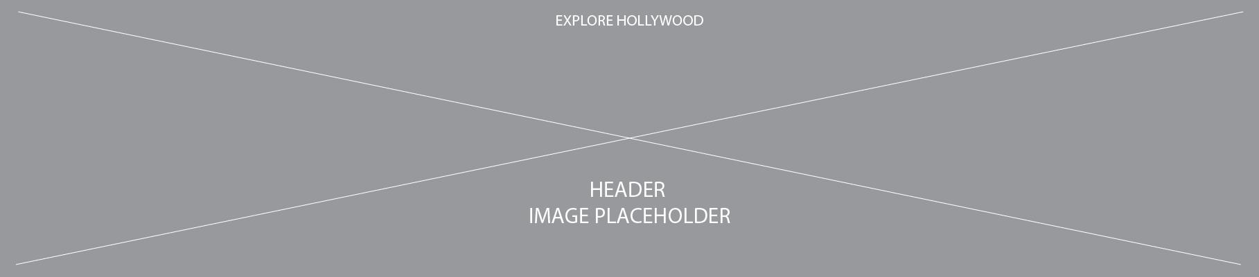 Header Image Placeholder