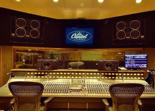 Capitol Records Feature 500x360