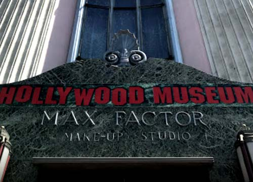 Hollywood Museum Feature 500x360