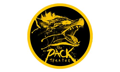 The Pack Theatre Logo 500x300