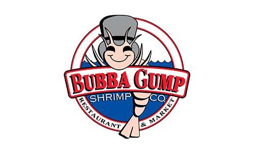 Bubba Gump Logo 500x300