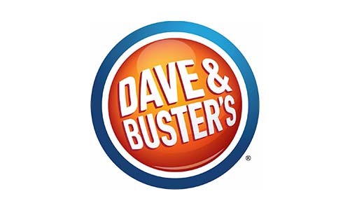 Dave And Busters Logo 500x300
