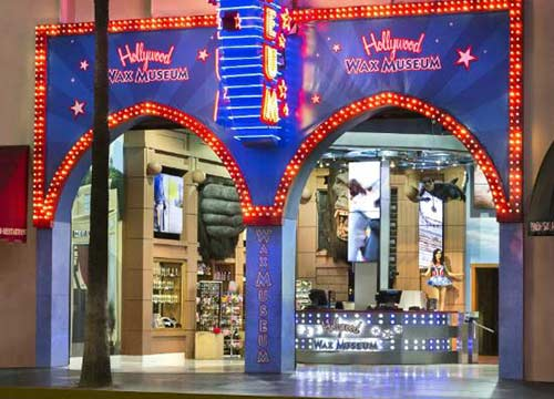 Hollywood Wax Museum Feature 500x360