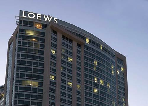 Loews Hotel Feature 500x360
