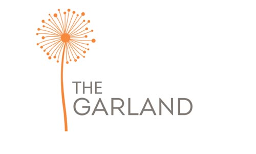 The Garland Logo 500x300