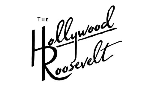 Hollywood Roosevelt Hotel Logo 500x300
